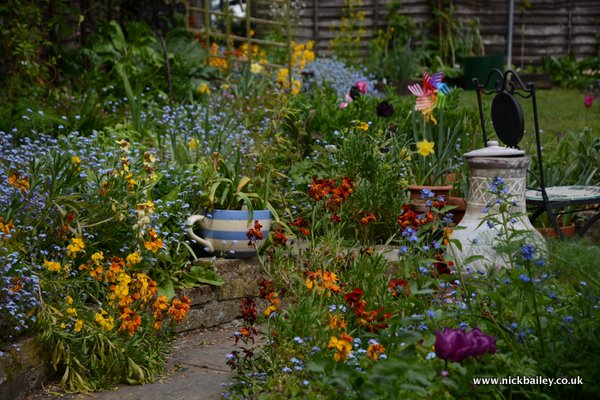 a histon garden. © Nick Bailey